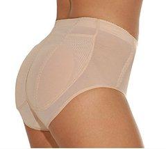 Fullness Silicone Buttocks (XXL, Nude)