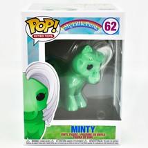 Funko Pop! Retro Toys My Little Pony MLP Minty Shamrock #62 Vinyl Figure image 1