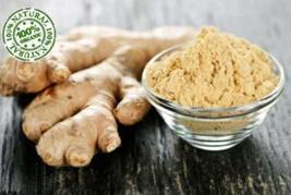 New 100% Organic Ginger Root Powder (ZINGIBER OFFICINALE) 1 OZ - $6.40