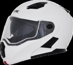 AFX Adult Street Bike FX-111 Modular Helmet Pearl White Lg - $129.95