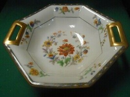 """Magnificent  Thomas HAVILAND """"Cuny""""  Limoges France SERVING BOWL with Ha... - $68.89"""