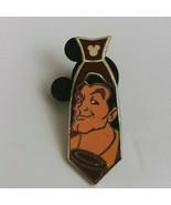 Disney Hidden Mickey Beauty and the Beast Villain Gaston Necktie Tie  - $6.79