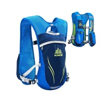 Hydration Water Pack Backpack 5.5L Outdoors Trail Marathoner Running Rac... - $39.89