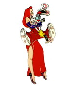Disney Collector Pin Jessica Hugging Roger Rabbit Disneyland Resort USA Pins@!@ - $18.61