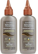 (2-Pack) BL Clairol Beautiful Ags Coll. #6N Toasted Hazelnut 3 oz - NEW - $12.99