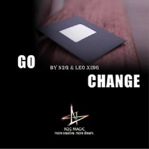 Go Change magic by N2G & Leo Xing close up card to envelope best close u... - $13.85