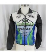 New Louis Garneau Cool Jacket Zip Cycling Windbreaker M Thriftway - $37.09