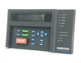 Ge Multilin MM2 Motor Manager Controller MM2 D200 1226-0001-D4 1265-0001-C1 - $485.00