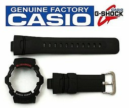 CASIO G-Shock GW-1500 Original  Black Rubber Wristwatch BAND & BEZEL GW-... - $39.95