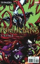 Inhumans Prime #1 Ryan Stegman Venomized Variant (Resurrxion Tie-In) - $8.99