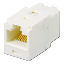Panduit CC688IW Cat6 Coupler Module RJ45 8P8C Off White - $21.99