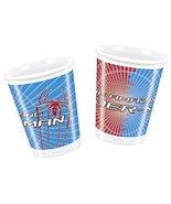 Amazing Spiderman Plastic Cups (Pack of 10) - $5.50
