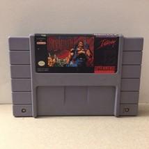 Blackthorne (Super Nintendo Entertainment System, 1994) Authentic - $38.69