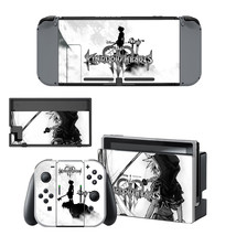 Kingdom Hearts 3 decal for Nintendo switch console sticker skin - $15.00