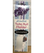 Scented Toilet Roll Holder (Lavender) - $5.56