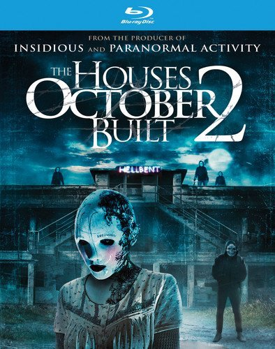The Houses October Built 2 [Blu-ray] (2017)