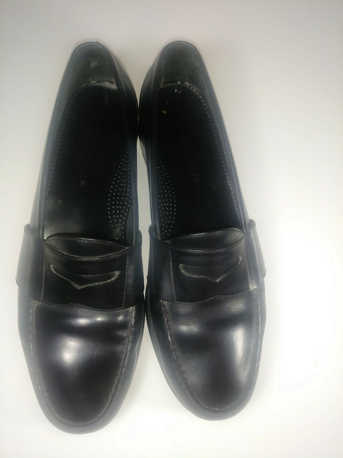 Mens Cole Haan Pinch Penny Dress Shoes Loafers Size 12 MSRP $200
