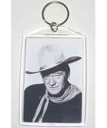 JOHN WAYNE KEY CHAIN THE DUKE KEYCHAIN TRUE GRIT SHOOTIST RIO LOBO BRAVO COGBURN - €6,92 EUR