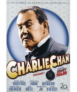 Charlie Chan Collection - Volume 5 [DVD, 2008, 4-Disc Set] Classic Movies - $39.99