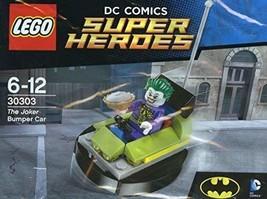 LEGO, DC Super Heroes, The Joker Bumper Car (30303) Bagged - $9.89