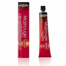 L'Oreal Professionnel Majirel Permanent Creme Color Ionene G Incell 5.62/5RV - $12.51