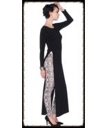 Last Tango Long Sleeve Maxi Dress w/ High Slits - NOW 30% OFF Original P... - $69.90