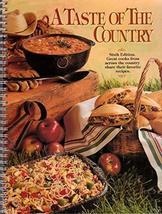 A Taste of the Country [Paperback] [Jul 01, 1993] Piepenbrink, Linda and MacK, N
