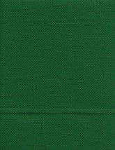 Sale!! Free Shipping 11 Count Dark Green Zweigart 36 X 43 + Free Char & Needle S - $29.69