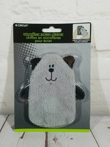 E-circuit microfiber Tablet/Phone Screen Cleaner For Kids - Gray Teddy B... - $7.25