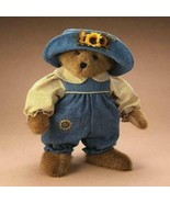 "Boyds Bears ""Sunshine Q. Bearsley"" 16"" Bear BBC Exclusive- #919847- New-... - £39.51 GBP"
