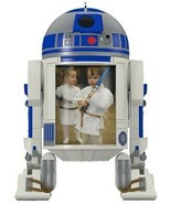 Hallmark  The Force Is With Us  R2-D2 Star Wars Photo Keepsake Ornament ... - $14.84