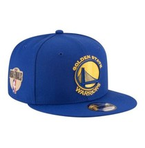 New Era Men's 2018 NBA Finals Golden State Warriors Hat - $1.048,95 MXN