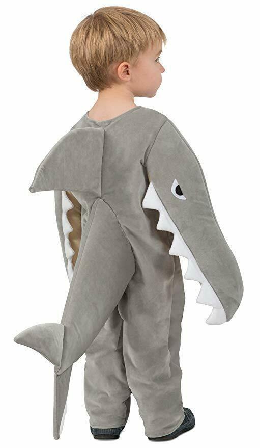Princess Paradise Pantoufles Chompin Shark Enfants Déguisement Halloween PP6076