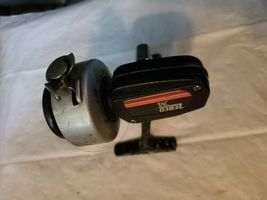 Vintage Zebco 74 Parts or Repair Spinning Reel  Japan image 5