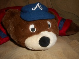 Atlanta Braves My Pillow Pets Stuffed / Push - $19.50