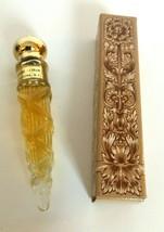 Avon Regence Perfume 1 Dram Full Decorative Glass Icicle Bottle Vintage ... - $14.99