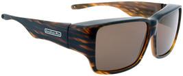 "Fitovers Eyewear - Euroka - Bark/Polarvue Amber - (5.5"" W x 1.75"" H) (140mm W x - $56.06"