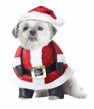 California Costume Collections Santa Pup Dog Costume, X-Small - £15.94 GBP