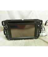 12-14 Chevrolet Silverado Tahoe Radio Cd  Navigation PARTS ONLY 22997866 CP - $292.05