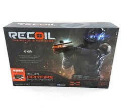 RK-45 Spitfire Recoil Weapon Set Bluetooth GPS Laser Tag Game BRAND NEW - $14.74