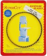 "SuperCut B114.5H12T3 Hawc Pro Resaw Bandsaw Blade, 114-1/2"" Long - 1/2"" ... - $20.83"