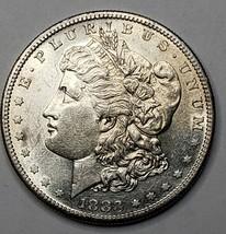 1883S MORGAN SILVER $1 DOLLAR Coin Lot# 519-23