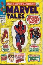 Marvel Tales Comic Book #14 Marvel Comics 1968 VERY FINE+ - $20.73