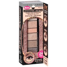 Physicians Formula Shimmer Strips Shadow and Liner, 6407 Nude Eyes  - $10.49