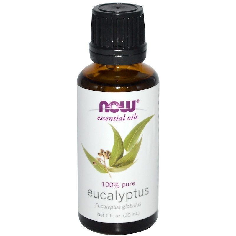 Now Foods, Essential Oils, Eucalyptus, 1 fl oz (30 ml) Aromatherapy