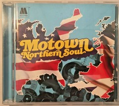 Motown Northern Soul Greatest Hits Compilation CD Album - $8.99