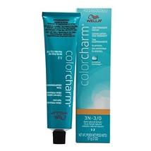 Wella Dark Natural Brown Demi Permanent Hair Color 3N-3/0 Dark Natural Brown - $11.74