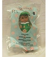 Madame Alexander Doll Soccer Kick Boy #8 McDonald's Happy Meal Toy Seale... - $9.89