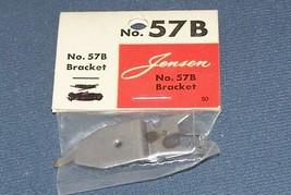 STEREO PHONOGRAPH CARTRIDGE NEEDLE MOUNTING BRACKET Jensen No 57B image 1