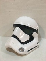 Disney Star Wars First Order Stormtrooper Mask Helmet Voice Sounds - £22.95 GBP